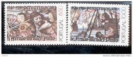 1496 - 1497 A Peregrinacao MNH ** Postfrisch - 1910-... Republik