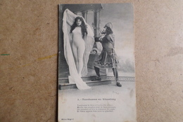 TANNHAUSER Au VENUSBERG - Illustration A.Bergeret ( Photographe, Illustration ) - Bergeret