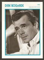 PORTRAIT DE STAR 1965 GRANDE BRETAGNE - ACTEUR DIRK BOGARDE - ENGLAND ACTOR CINEMA FILM PHOTO - Fotos