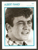 PORTRAIT DE STAR 1965 GRANDE BRETAGNE - ACTEUR ALBERT FINNEY - ENGLAND ACTOR CINEMA FILM PHOTO - Fotos