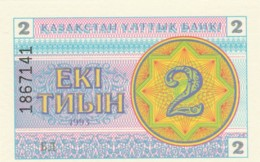 BANCONOTA - KAZAKISTAN 2- UNC (BN288 - Kazakhstan