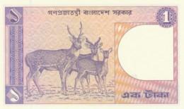 BANCONOTA - BANGLADESH 1- UNC (BN292 - Bangladesh