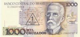 BANCONOTA - BRASILE 1000 CRUZADOS UNC (BN294 - Brasilien