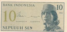 BANCONOTA - INDONESIA 10- UNC (BN295 - Indonésie