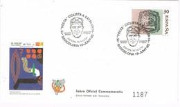 35576. Carta BARCELONA 1996. 75 Volta Ciclista Cataluña. ERROR En Sobre Oficial - 1931-Hoy: 2ª República - ... Juan Carlos I