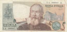 BANCONOTA - ITALIA  2000 L. VF (BN381 - 2000 Lire