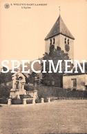 8 L'Eglise - Woluwe-Saint-Lambert Woluwe-Saint-Lambert - Woluwe-St-Lambert - St-Lambrechts-Woluwe