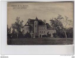 Château De La SARLADIE - Très Bon état - Otros Municipios