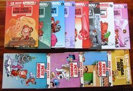 Lot De 12 Petit Spirou Anciens En EO - Books, Magazines, Comics