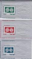 Israel 1974 Mi Block 11-13 Yv 11-13  MNH** - Hojas Y Bloques