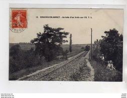 SOUCIEU EN JARRET - Arrivée D'un Train Sur L' OTL - Très Bon état - France