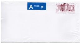 10 Voorgefrankeerde Enveloppen Voor Een Genormaliseerde Brief Tot 20 Gr Voor Binnen- En Buitenland - België