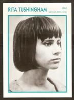 PORTRAIT DE STAR 1965 GRANDE BRETAGNE - ACTRICE RITA TUSHINGHAM - ENGLAND ACTRESS CINEMA FILM PHOTO - Fotos