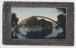 AJ44 Suspension Bridge, Bedford - Bedford