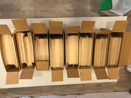 Lot 24 Années 1974 à 1998 Soit Environ 800 Documents Officiels Timbres Premier Jour Cf Descriptif - Documents De La Poste