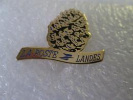PIN'S    LA POSTE   LANDES - Post