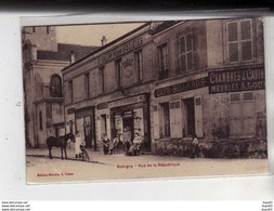BOBIGNY - Rue De La République - Très Bon état - Bobigny
