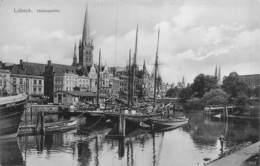 20-1362 :  LÜBECK. HAFENPARTIE. - Luebeck