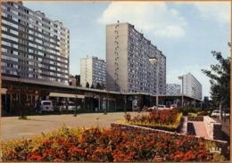 42 / SAINT-ETIENNE - Centre Commercial De La Métare - Immeubles (années 70) St - Saint Etienne