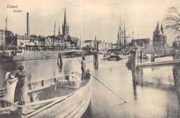 20-1364 :  LÜBECK. HAFEN - Luebeck
