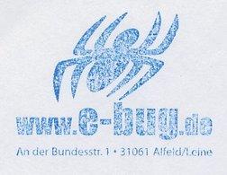 Meter Cut Germany 2006 Spider - Araignées