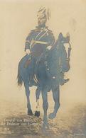 WWI 1914 General Von Emmich Born In Minden Der Eroberer Von Luttich. Vainqueur De Liège . Belgium - Minden