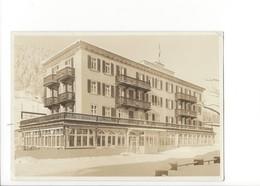 25322 - Klosters Hotel Weisskreuz Photohaus Berni Klosters - GR Grisons