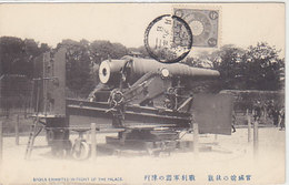 Japan - Spoils Exhibiteded In Front Of The Palace         (A-165-190923) - Giappone