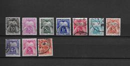 Timbres Taxe 1943-1946 - 1859-1955 Oblitérés
