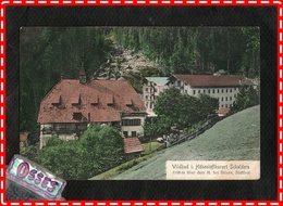 "WILDBAD I Hohenluftkurort Slalders ""Sudtirol"" (recto Versos) - Otros"