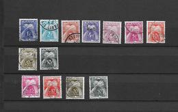 Timbres Taxe 1946 - 1960 - 1859-1955 Oblitérés