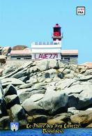 Set 6 Cartes Postales, Phares, Lighthouses Of Europe, France,  Bonifacio, Le Phare Des Iles Lavezzi - Leuchttürme