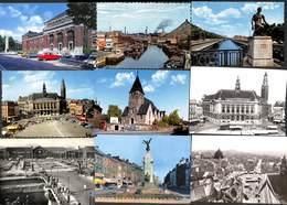 Charleroi Marcinelle - Lot 11 Cartes (voir Scans) - Charleroi