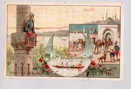 REF Phor3: Chromo Lyon Belle Jardonière Lyon Constantinople Turquie - Autres