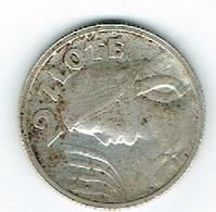 Pologne 2 ZLOTE 1924 Arg.TTB - Polonia