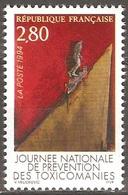 France - 1994 - Prévention De La Toxicomanie - YT 2908 Neuf Sans Charnière - MNH - France