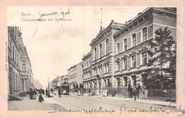 20-1377 :  BONN. COBLENZERSTRASSE MIT GYMNASIUM - Bonn