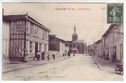 52 Ceffonds - Grande Rue - Ed: Brunclair - France