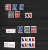Franchise Militaire - 1933 à 1964 - Franchise Militaire (timbres)