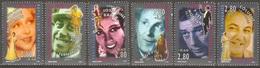 France - 1994 - De La Scène à L'écran - YT 2897 à 2902 Neufs Sans Charnière - MNH - France
