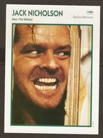 PORTRAIT DE STAR 1980 GRANDE BRETAGNE - ACTEUR JACK NICHOLSON - ENGLAND ACTOR CINEMA FILM PHOTO - Fotos