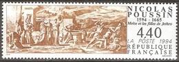France - 1994 - Nicolas Poussin - YT 2896 Neuf Sans Charnière - MNH - France