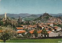 LE PUY EN VELAY   -   VUE GENERALE  -   Editeur : C.A.P De ARCUEIL   N° 1894 - Le Puy En Velay