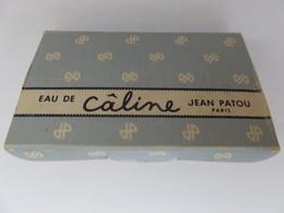 Miniature Avec Boite Pleine Eau De Caline Patou - Non Classés