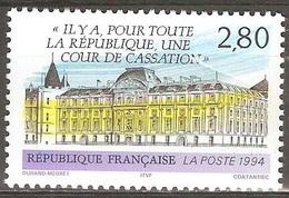 France - 1994 - Cour De Cassation - YT 2886 Neuf Sans Charnière - MNH - France
