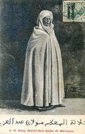 Maroc - Sultan S M Muley Abd El Aziz - Sultan De Marruecos - Autres