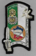 Ecusson  Promotion Sergent MUGNIER - Patches