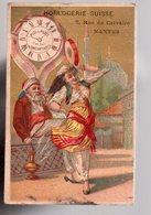 REF Phor3: Chromo Horlogerie Suisse Nantes Turquie Diedisheim - Au Bon Marché