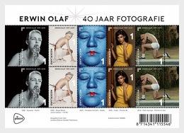 NETHERLANDS, 2019, MNH, ART, PHOTOGRAPHY, ERWIN OLAF, SHEETLET - Photography
