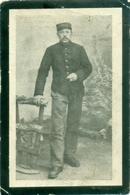 WO1 / WW1 - Doodsprentje Lowet Victor - Sint-Pieters-Jette / Graville  - Gesneuvelde - Décès